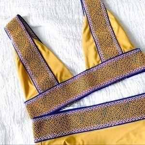 Other - Yellow Elastic Bikini